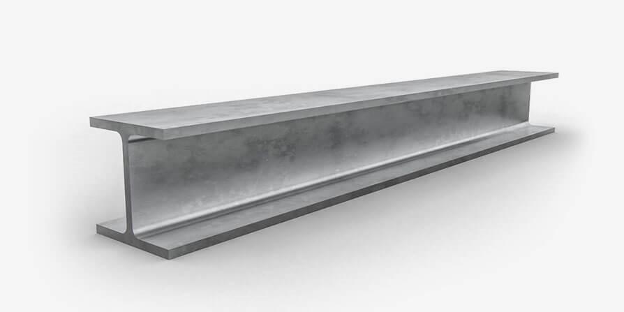 مشخصات تیر آهن 18