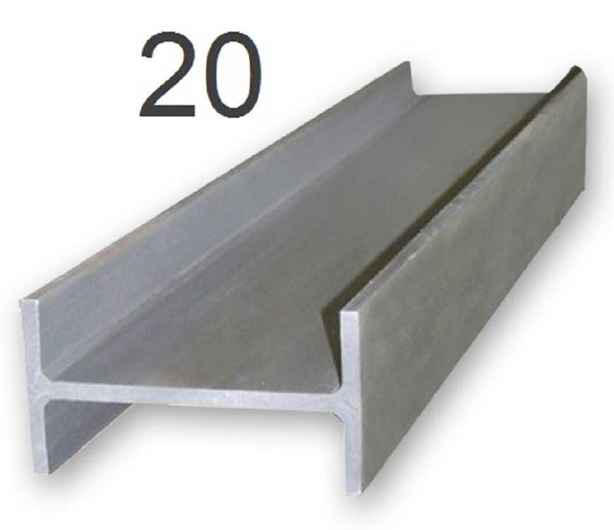 تیر آهن 20