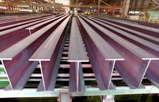 ویژگی های تیرآهن IPE 14 ذوب آهن اصفهان