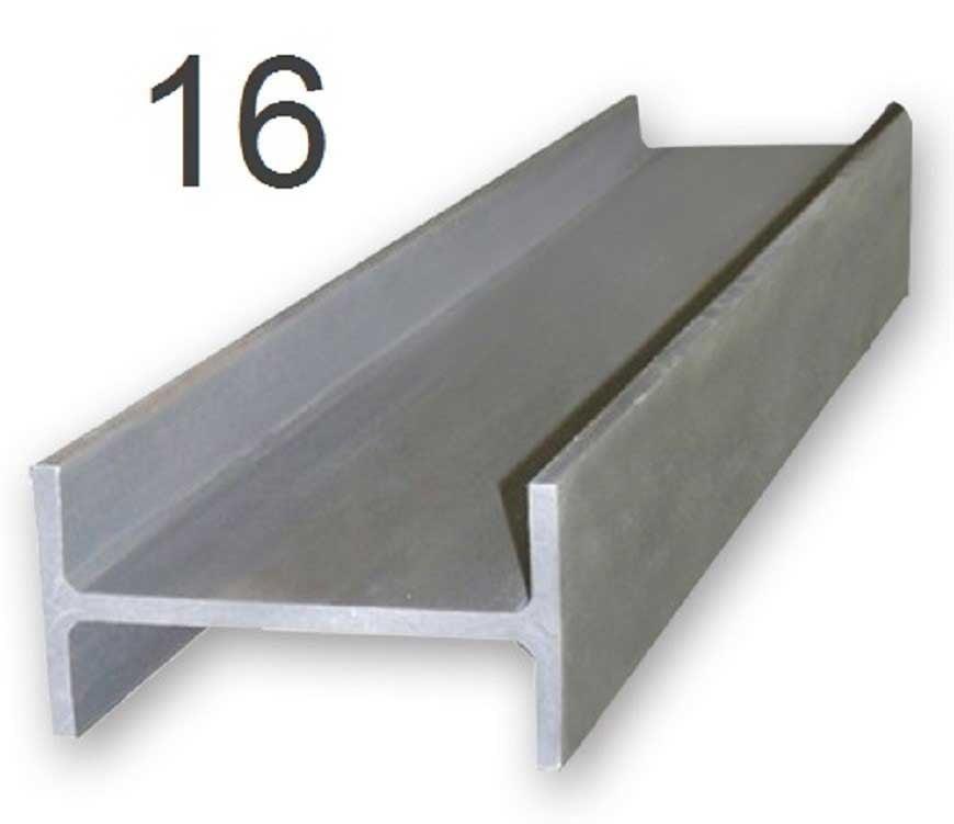 تیر آهن 16