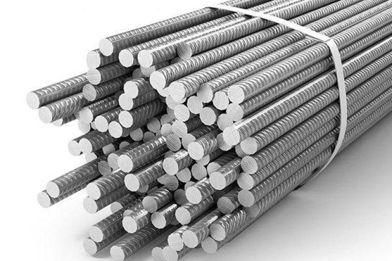 میلگرد آجدار ذوب آهن اصفهان 25 A3 شاخه 12 متری کارخانه