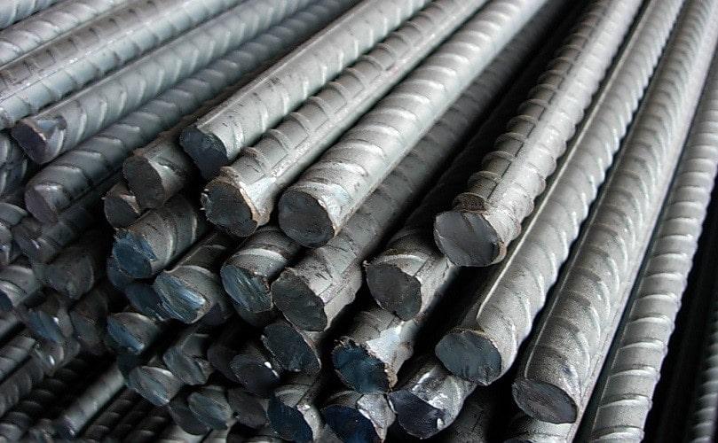 قیمت میلگرد آجدار ذوب آهن اصفهان 22 A3 شاخه 12 متری کارخانه