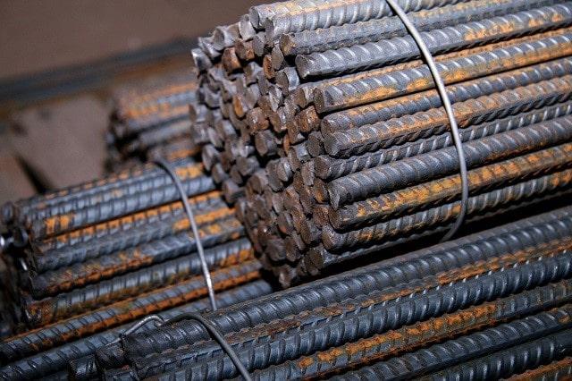 مشخصات میلگرد آجدار بافق یزد 25 A3 شاخه 12 متری کارخانه