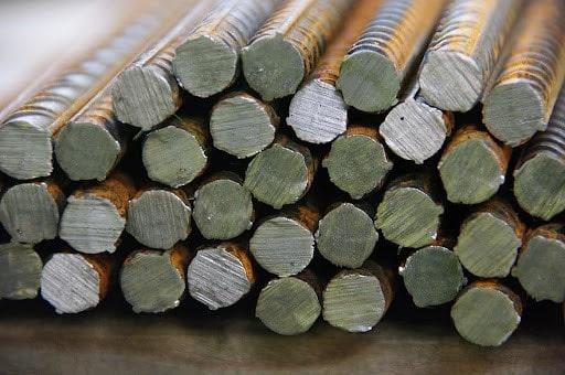 میلگرد آجدار جهان فولاد سیرجان 22 A3 شاخه 12 متری کارخانه