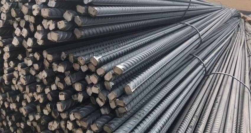 میلگرد آجدار ذوب آهن اصفهان 14 A3 شاخه 12 متری کارخانه