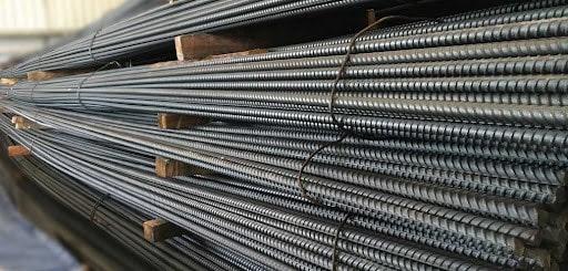 میلگرد آجدار ذوب آهن اصفهان 18 A3 شاخه 12 متری کارخانه
