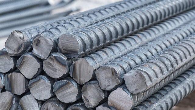 مشخصات میلگرد آجدار ذوب آهن اصفهان 22 A3 شاخه 12 متری کارخانه