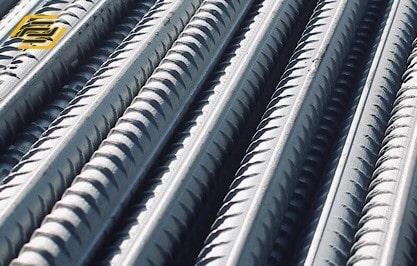 مشخصات میلگرد آجدار شاهین بناب 20 A3 شاخه 12 متری کارخانه
