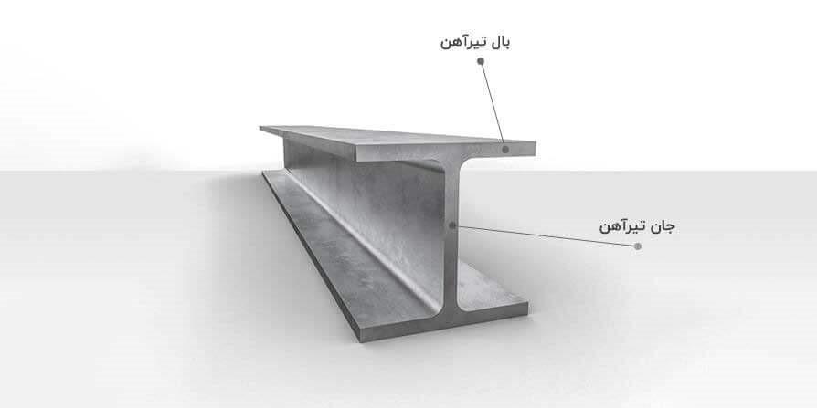 روش های تشخیص تیر آهن تقلبی