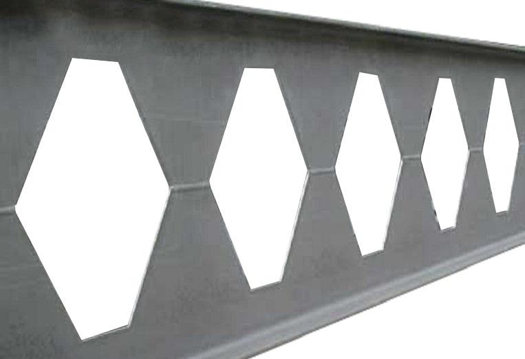 مشخصات تیر آهن لانه زنبوری
