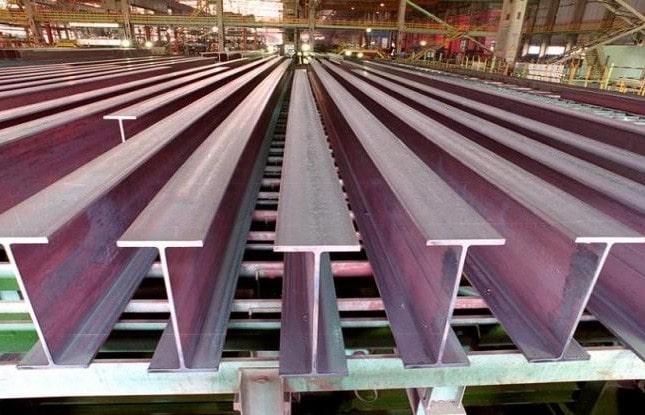 قیمت تیر آهن ذوب آهن ماهان