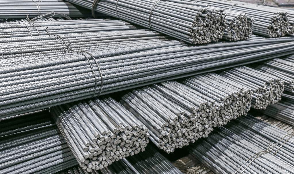 خرید میلگرد آجدار جهان فولاد سیرجان 14 A3 شاخه 12 متری کارخانه