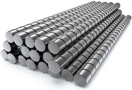 مشخصات میلگرد آجدار جهان فولاد سیرجان 14 A3 شاخه 12 متری کارخانه