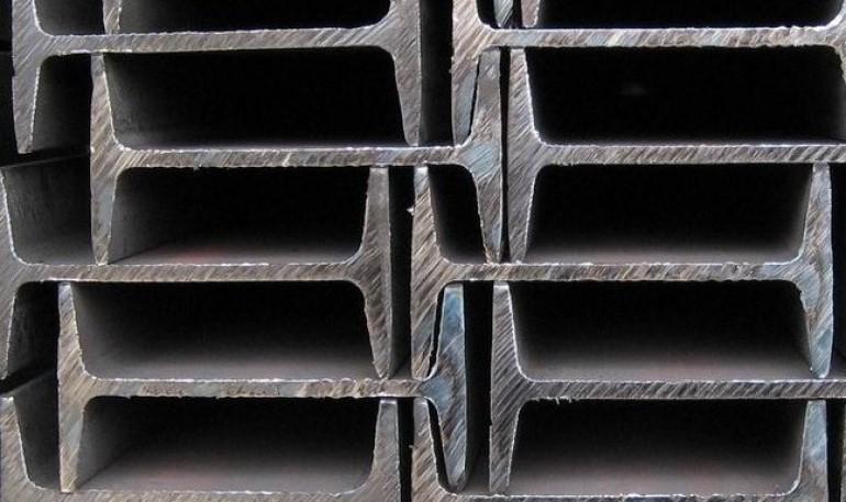 تیرآهن 27 IPE نرمال تحویل کارخانه