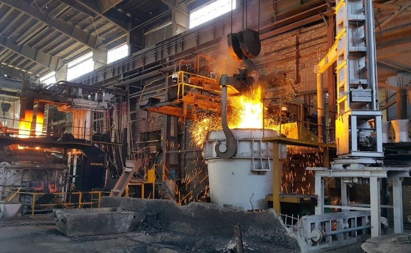 با کارخانه ذوب آهن فولاد احرامیان یزد بیشتر آشنا شویم!