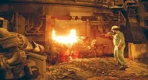 محصولات کارخانه ذوب آهن فولاد احرامیان یزد