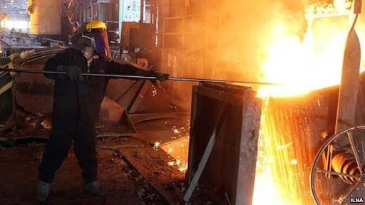 با کارخانه ذوب آهن ابرکوه یزد بیشتر آشنا شویم!