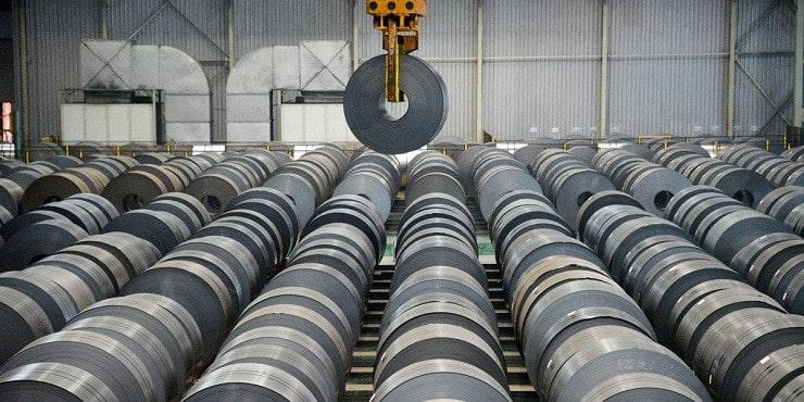 کارخانه های تولید کننده فولاد جهان
