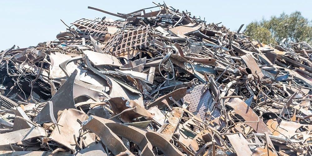 روش های بازیافت ضایعات آهنی