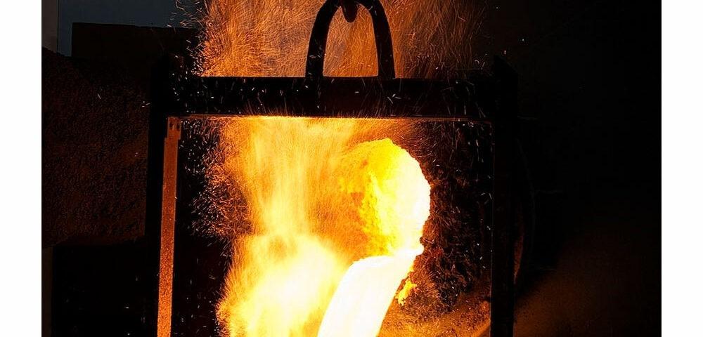 نقطه ذوب فولاد و آهن