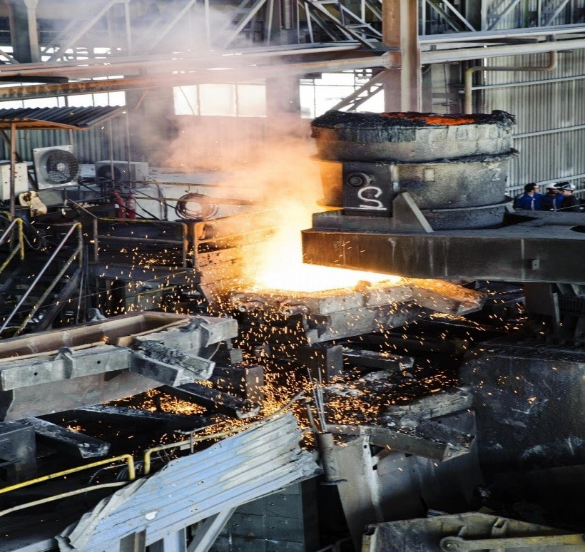 کارخانه فولاد شاهین بناب
