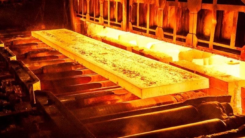 انواع نورد کاری فولاد