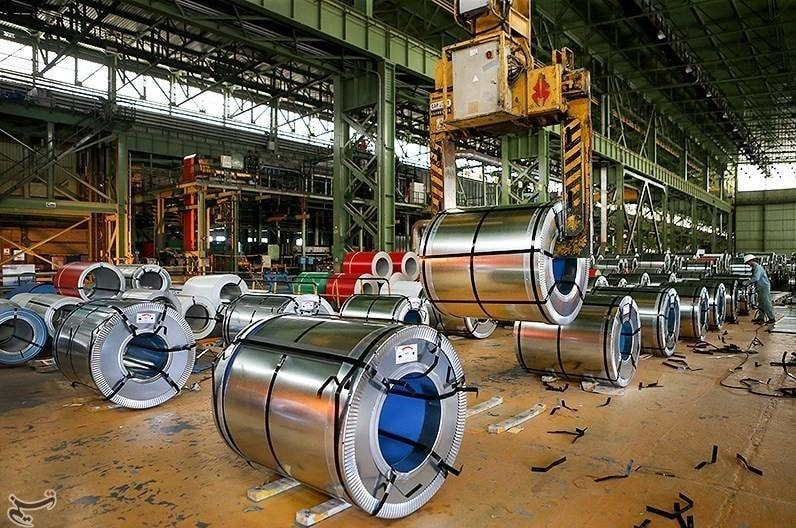 کارخانه فولاد اصفهان