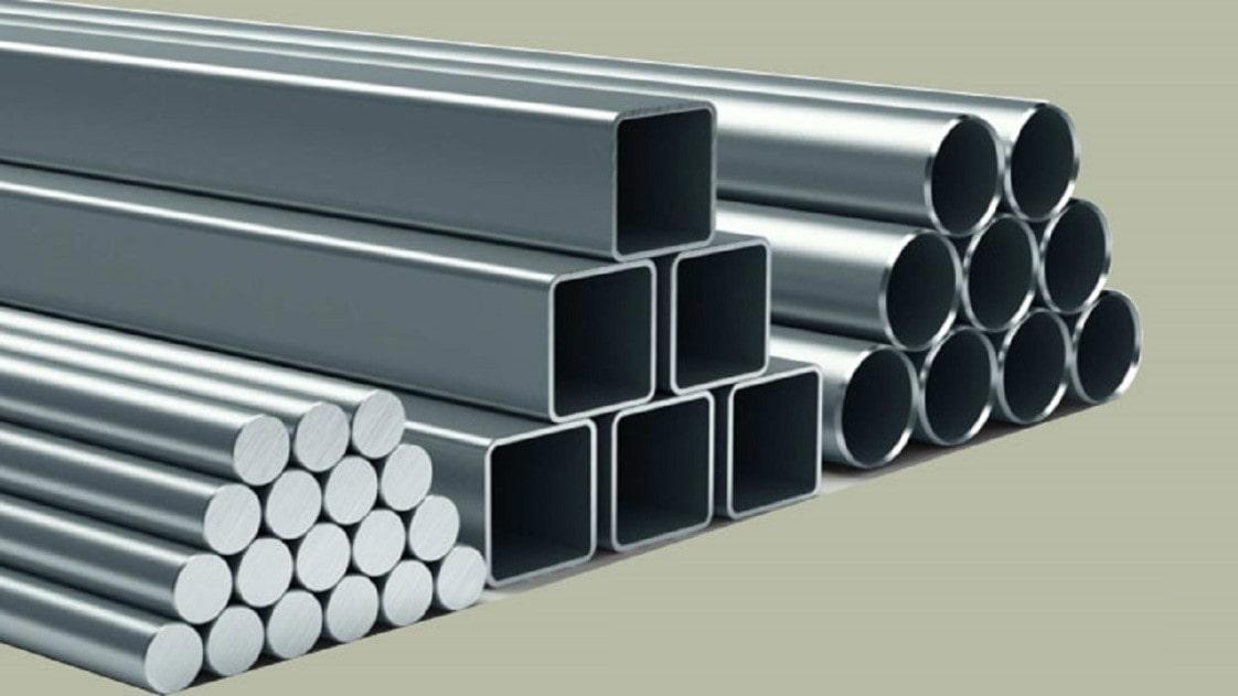 مصالح فلزی پر مصرف در ساختمان سازی