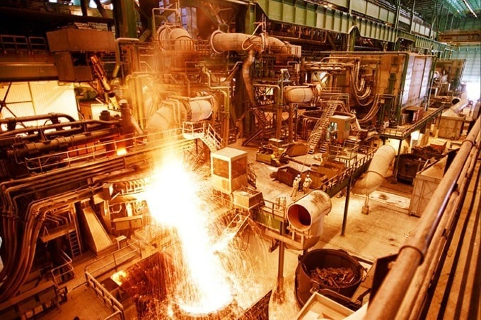 محصولات کارخانه تعاونی نورد کاران فولاد ایرانیان