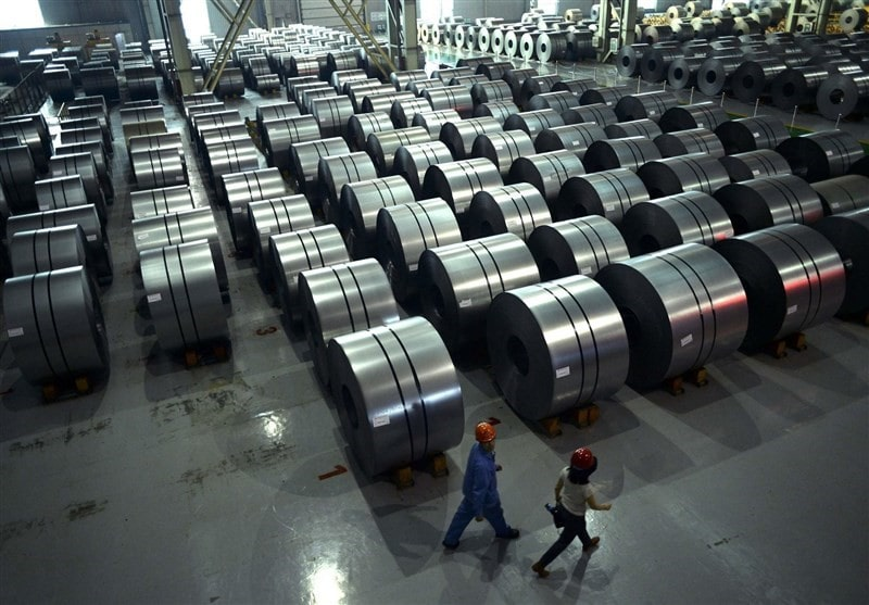 کارخانه تعاونی نورد کاران فولاد ایرانیان