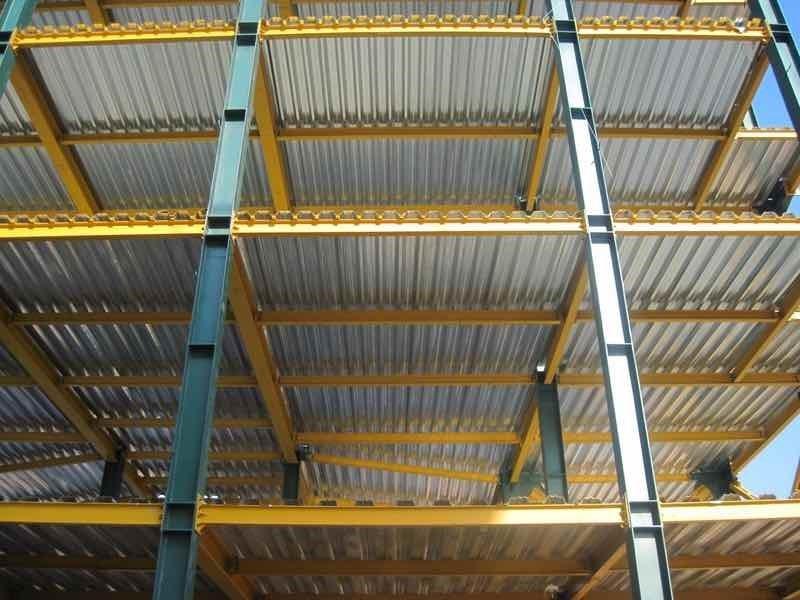 سقف های پیش ساخته از نوع بتنی