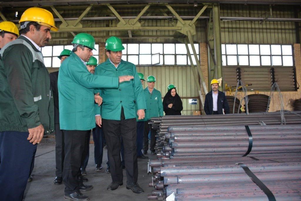 فازهای شرکت صنایع فولاد آلیاژی ایران