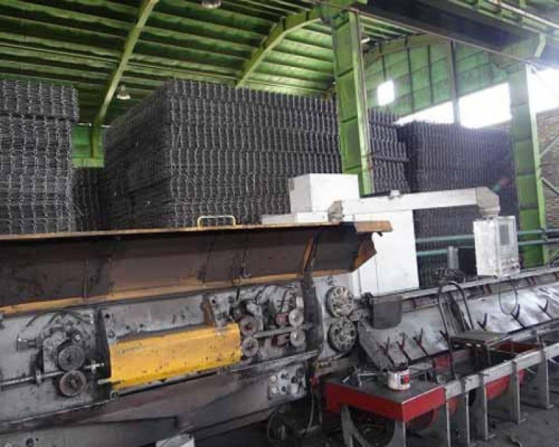 محصولات مجتمع فولاد الیگودرز