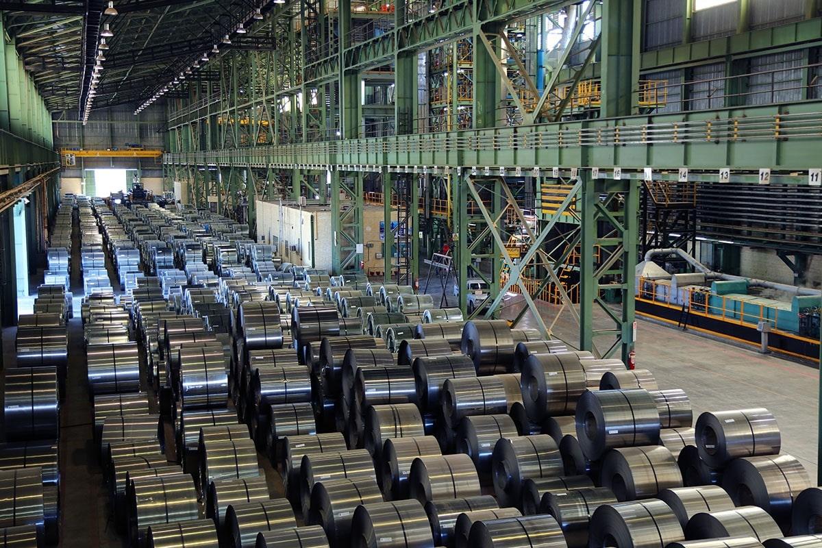 آشنایی با کارخانه فولاد امیر کبیر کاشان