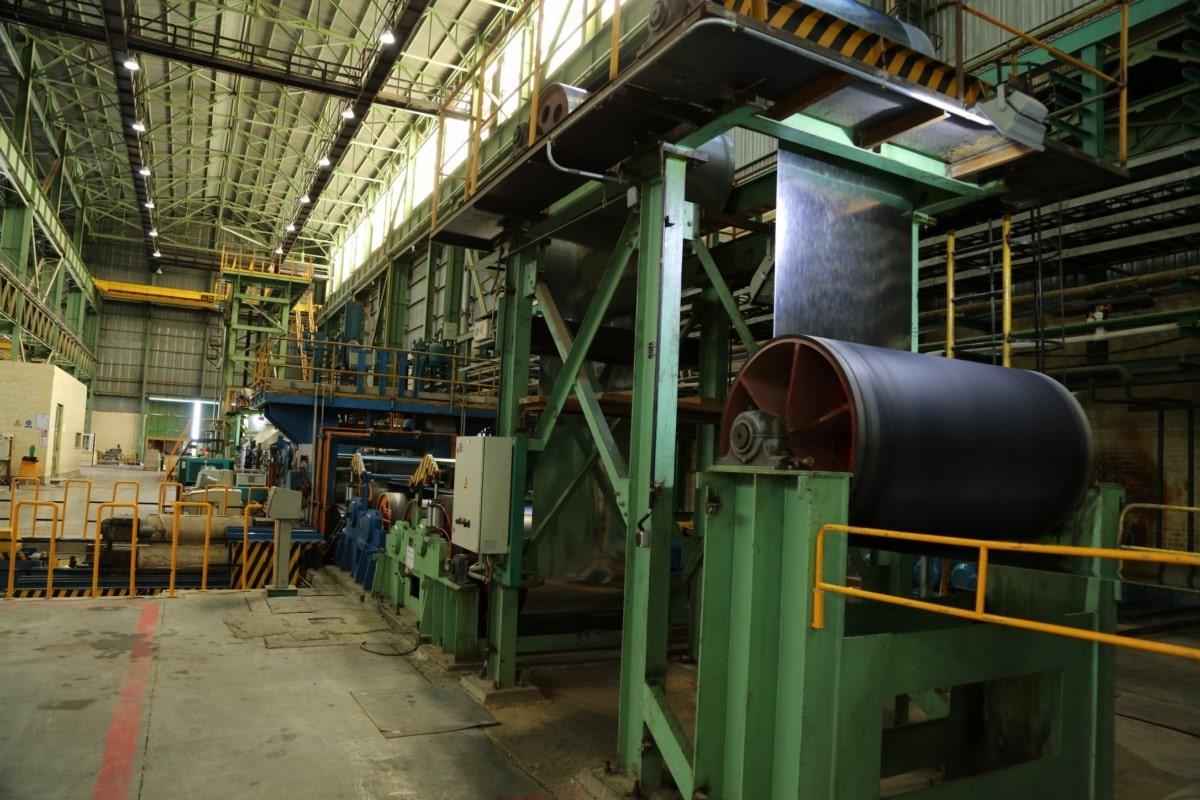 کارخانه فولاد امیر کبیر کاشان