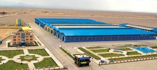 گواهینامه های کسب شده توسط شرکت گروه صنعتی درپاد تبریز