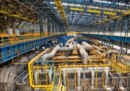 کارخانه فولاد کویر کاشان