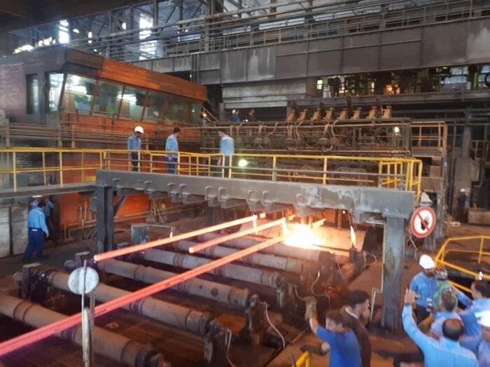 اهداف شرکت فولاد کاویان