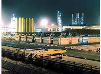 تولید فولاد در کارخانه فولاد خوزستان