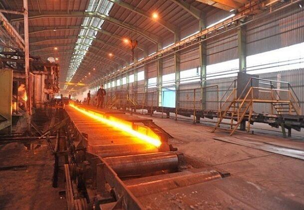 محصولات شرکت فولاد نیشابور