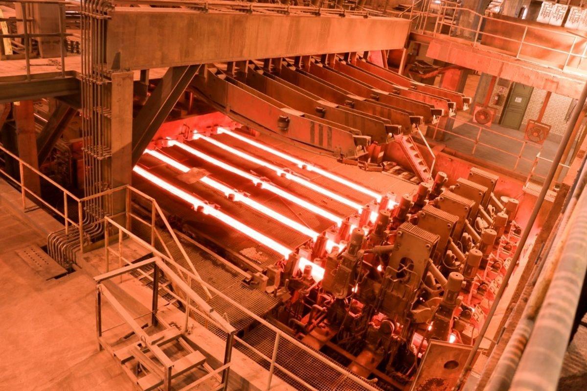 آشنایی با خطوط تولید فولاد نیشابور
