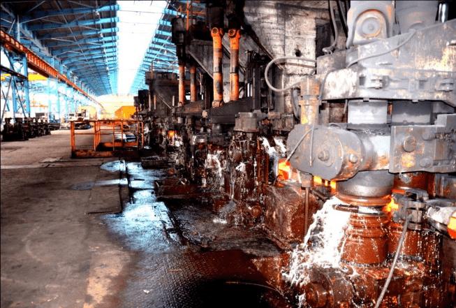 محصولات مجتمع فولاد شاهرود