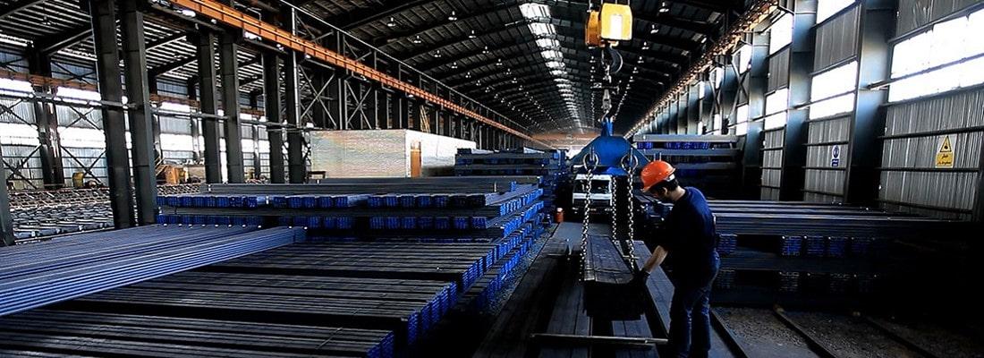 محصولات شرکت فولاد ناب تبریز