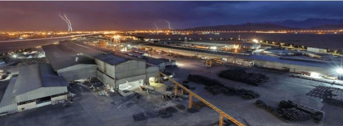 آشنایی با محصولات گروه صنعتی فولاد یزد