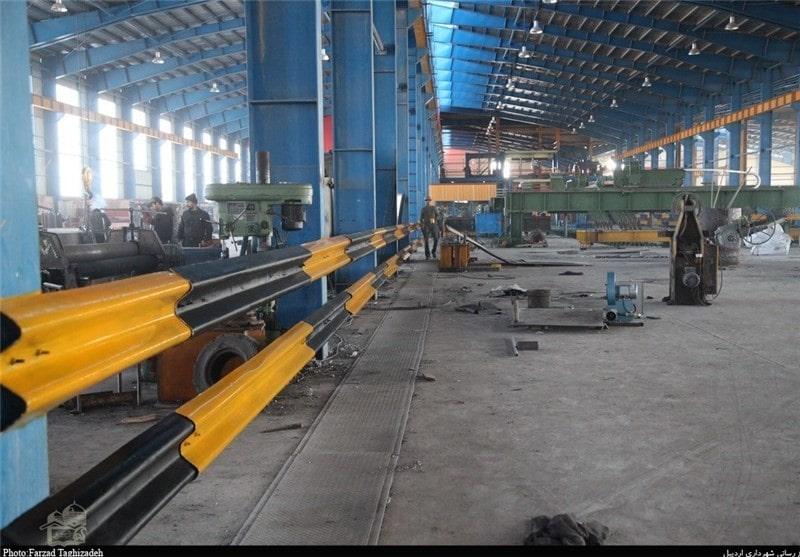 آشنایی با محصولات کارخانه ذوب آهن اردبیل