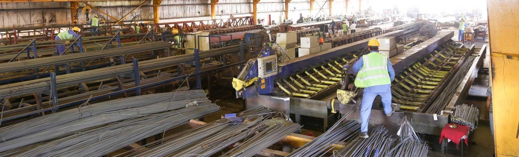 کارخانه فولاد آریا ذوب