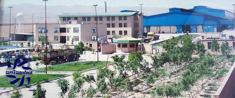 کارخانه فولاد قزوین