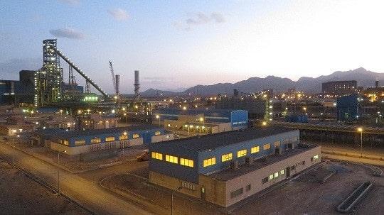 مهمترین محصولات کارخانه فولاد قزوین