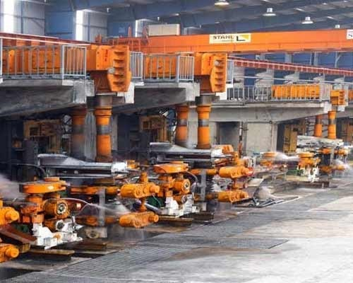 کارخانه فولاد هیربد زرندیه