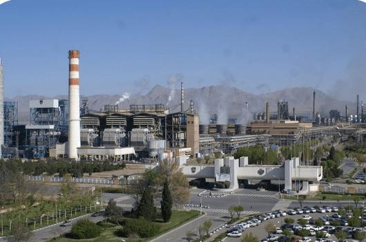 سیر توسعه و گسترش کارخانه ذوب آهن اصفهان